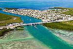 Florida Keys Aerials, Snake Creek.