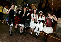 JUly 2005 File Photo - fans at Kamikaze Girls Canadian Premiere during Fantasia (Film) Festival in Montreal