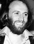 Bee Gees 1979 Maurice Gibb at UNICEF concert at the UN