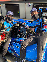 Winners #10: Konica Minolta Acura ARX-05 Acura DPi, DPi: Ricky Taylor, Filipe Albuquerque