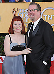 Kate Flannery at the 17th Screen Actors Guild Awards held at The Shrine Auditorium in Los Angeles, California on January 30,2011                                                                               © 2010 DVS/ Hollywood Press Agency
