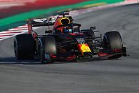 #23 Alexander Albon Aston Martin Red Bull Racing Honda. Formula 1 World championship 2020, Winter testing days #1 2020 Barcelona, 19-21 February 2020.<br /> Photo Federico Basile / Insidefoto