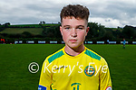 Ryan O'Driscoll, Kerry U14 Kennedy Cup Vice Captain