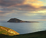 Bardsey Island, Near Aberdaron, Gwynedd, Wales. Celtic Britain published by Orion. Is called in Welsh Ynys Enlli place of Celtic Pilgrimage.