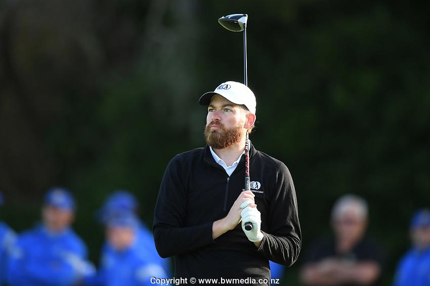 Russell Mitchell, Hawke's Bay, 2019 New Zealand Men's Interprovincials, Hastings Golf Club, Hawke's Bay, New Zealand, Tuesday 26th November, 2019. Photo: Kerry Marshall/www.bwmedia.co.nz