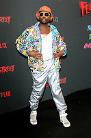 LOS ANGELES - JUN 28:  Irving Green at Netflix's Fear Street Triology Premiere at the LA STATE HISTORIC PARK on June 28, 2021 in Los Angeles, CA