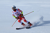18th February 2021; Cortina d'Ampezzo, Italy;  FIS Alpine World Ski Championships 2021 Cortina  Women's Giant Slalom,  Maryna Gasienica-Daniel (POL)