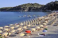- Isola D'Elba, la spiaggia di Fetovaia....-  Elba island, the Fetovaia beach..