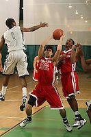 April 8, 2011 - Hampton, VA. USA; Payton Henson participates in the 2011 Elite Youth Basketball League at the Boo Williams Sports Complex. Photo/Andrew Shurtleff