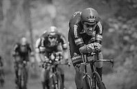 Tom Dumoulin (NED/Giant-Alpecin) leading his teammates during the TTT<br /> <br /> 12th Eneco Tour 2016 (UCI World Tour)<br /> stage 5 (TTT) Sittard-Sittard (20.9km) / The Netherlands