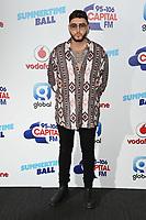James Arthur<br /> at the Capital Summertime Ball 2017, Wembley Stadium, London. <br /> <br /> <br /> ©Ash Knotek  D3278  10/06/2017