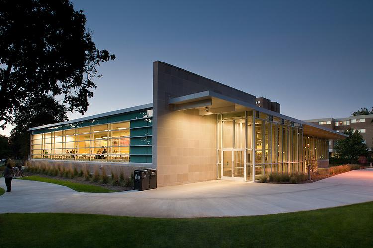 Leutner Dining Hall at Case Western Reserve University | Burt Hill