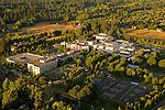 Aerial View of Legacy Meridian Park Medical Center, Tualitan, Oregon