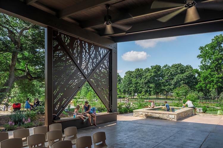 Franklin Park Conservatory Scott's Miracle-Gro Foundation Children's Garden   DesignGroup