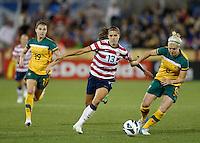 USWNT vs Australia, September 19, 2012