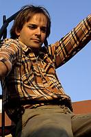 EXCLUSIVE FILE PHOTO : Louis Lortie<br /> <br /> , circa 1985<br /> <br /> <br /> PHOTO : Harold Beaulieu<br />  - Agence Quebec Presse