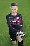 St Johnstone Academy Under 13's…2016-17<br />Matthew Hanlon<br />Picture by Graeme Hart.<br />Copyright Perthshire Picture Agency<br />Tel: 01738 623350  Mobile: 07990 594431