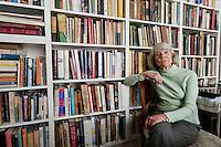 Cookbook Editor Judith Jones at Home
