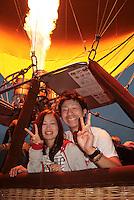20120118 Hot Air balloon Cairns 18 January