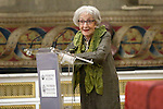 Ida Vitale attends 'XXIV Reina Sofia Iberoamerican Poetry Award'. November 18, 2015. (ALTERPHOTOS/Acero)
