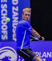 Rotterdam, Netherlands, December 12, 2017, Topsportcentrum, Ned. Loterij NK Tennis, Jelle Sels (NED)<br /> Photo: Tennisimages/Henk Koster