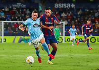 2021.09.21 La Liga Levante VS Celta de Vigo