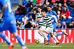 Anaitz Arbilla of SD Eibar in action during the La Liga 2017-18 match between Getafe CF and SD Eibar at Coliseum Alfonso Perez Stadium on 09 December 2017 in Getafe, Spain. Photo by Diego Souto / Power Sport Images