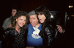 SAM KINISON, Jack Blades of Night Ranger, Joe Lynn Turner of Rainbow at The Comedy Store