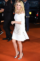 """Kylie Minogue<br /> arriving for the """"Kingsman: The Golden Circle"""" World premiere at the Odeon and Cineworld Leicester Square, London<br /> <br /> <br /> ©Ash Knotek  D3309  18/09/2017"""