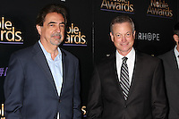 BEVERLY HILLS, CA - FEBRUARY 27: Joe Mantegna, Gary Sinise at the 3rd Annual Noble Awards at the  Beverly Hilton Hotel in Beverly Hills, California on February 27, 2015. Credit: David Edwards/DailyCeleb/MediaPunch