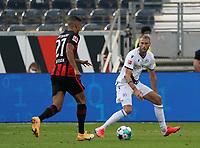Aymen Barkok (Eintracht Frankfurt)<br /> - 19.09.2020: Fussball  Bundesliga, Saison 20/21, Spieltag 1, Eintracht Frankfurt vs. Arminia Bielfeld, emonline, emspor, v.l. Deutsche Bank Park<br /> Foto: Marc Schueler/Sportpics.de <br /> Nur für journalistische Zwecke. Only for editorial use. (DFL/DFB REGULATIONS PROHIBIT ANY USE OF PHOTOGRAPHS as IMAGE SEQUENCES and/or QUASI-VIDEO)