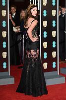 Anya Taylor Joy<br /> arriving for the BAFTA Film Awards 2018 at the Royal Albert Hall, London<br /> <br /> <br /> ©Ash Knotek  D3381  18/02/2018