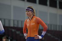 SPEEDSKATING: 12-02-2020, Utah Olympic Oval, ISU World Single Distances Speed Skating Championship, Jutta Leerdam (NED), ©Martin de Jong