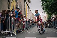 Tony Martin (DEU/Katusha-Alpecin) at the Team presentation in La Roche-sur-Yon<br /> <br /> Le Grand Départ 2018<br /> 105th Tour de France 2018<br /> ©kramon