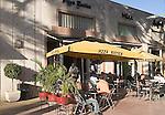 Pizza Rustica Restaurant, Lincoln Road, Miami, Florida