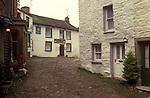 The Village Pub. Sun Inn, Dent, Cumbria.  England 1990s 1991