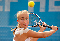 Amstelveen, Netherlands, 1 August 2020, NTC, National Tennis Center, National Tennis Championships,  Womans Final Bente Spee (NED) <br /> Photo: Henk Koster/tennisimages.com