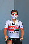 TOUR DE FRANCE 2020- UCI Cycling World Tour under Virus Outbreak. Stage 15th from Lyon to Grand Colombier on the 13th of September 2020, Lyon, France. UAE Team Emirates