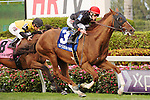 March 28, 2015: Imagining with Irad Ortiz Jr wins the Pan American (G3T)for trainer Shug McGaughey and the Phipps Stable at Gulfstream Park, Hallandale Beach (FL). Arron Haggart/ESW/CSM