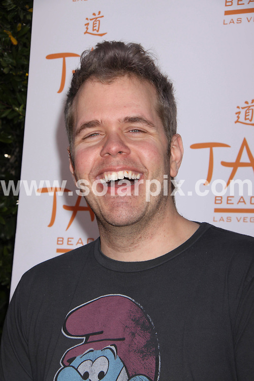 **ALL ROUND PICTURES FROM SOLARPIX.COM**.**SYNDICATION RIGHTS FOR UK, AUSTRALIA, DENMARK, PORTUGAL, S. AFRICA, SPAIN & DUBAI (U.A.E) ONLY**.Mandy Moore Hosts the Season Opening of TAO Beach at the Venetian Hotel and Casino in Las Vegas, USA. 18 April 2009..This pic: Perez Hilton..JOB REF: 8838 PHZ (PRN) DATE: 18_04_2009 .**MUST CREDIT SOLARPIX.COM OR DOUBLE FEE WILL BE CHARGED**.**ONLINE USAGE FEE GBP 50.00 PER PICTURE - NOTIFICATION OF USAGE TO PHOTO @ SOLARPIX.COM**.**CALL SOLARPIX : +34 952 811 768 or LOW RATE FROM UK 0844 617 7637**