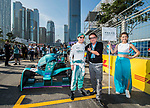 Grid walk of MS & AD Andretti Formula E at the FIA Formula E Hong Kong E-Prix Round 1 at the Central Harbourfront Circuit on 02 December 2017 in Hong Kong, Hong Kong. Photo by Marcio Rodrigo Machado / Power Sport Images