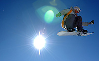Snowboard.European Ciup.Kopaonik, Februar 2004.foto: Srdjan Stevanovic