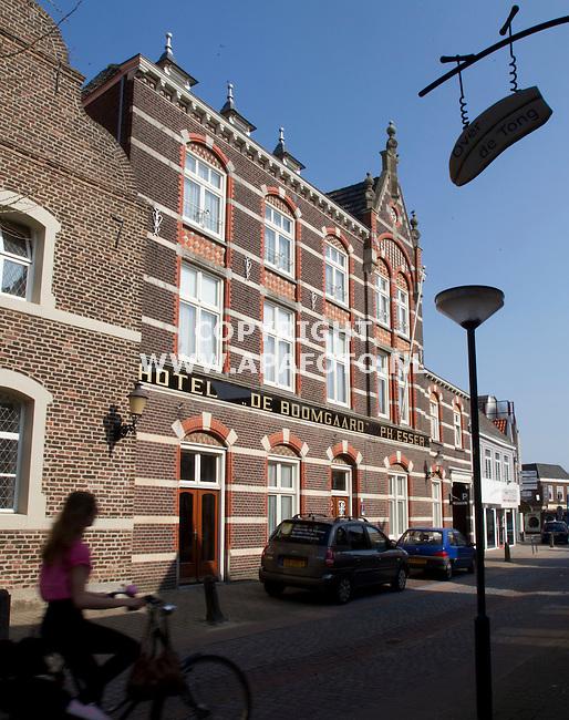 Boxmeer, 230312<br /> Exterieur hotel De Boomgaard.<br /> Foto: Sjef Prins - APA Foto
