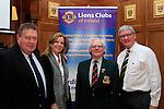 Lions Club Launch Drogheda 2012