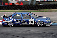 Round 1 of the 1998 British Touring Car Championship. #33 Craig Baird (NZL). Ford Mondeo Racing. Ford Mondeo Ghia.