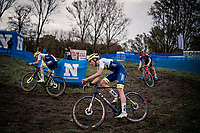 Thomas Mein (GBR/Tormans)<br /> <br /> Koppenbergcross 2020 (BEL)<br /> men's race<br /> <br /> ©kramon
