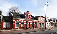 Nederland  Amsterdam - 2021.  Laagbouw in Amsterdam Noord.   Foto Berlinda van Dam / HH / ANP.