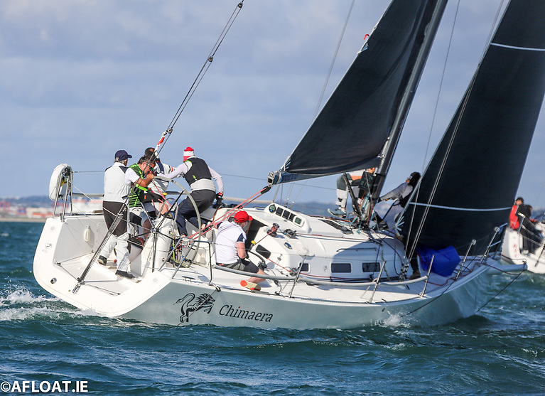 Andrew Craig's Chimaera clinched second overall in a final race win