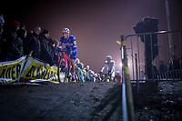 Zdenek Stybar (CZE/Quick-Step Floors)<br /> <br /> men's race<br /> 44th Superprestige Diegem (BEL) 2018<br /> ©kramon
