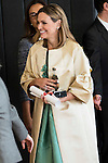 """Ainhoa Arteta during the 6th edition of the collecting badges to the new ambassadors fees """"Marca España"""" in his 6th edition at BBVA City in Madrid, November 12, 2015.<br /> (ALTERPHOTOS/BorjaB.Hojas)"""